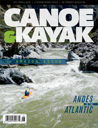 Canoe and Kayak