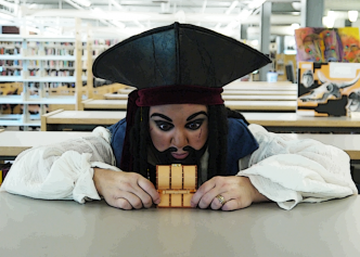 Talk Like A Pirate Day Yavapai College Library