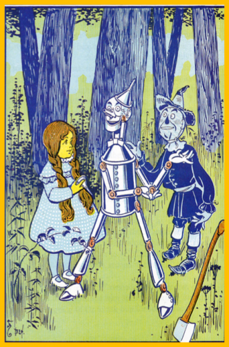 Wizard of Oz Yavapai College Library National library week