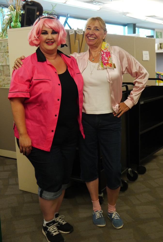 Happy Librarians
