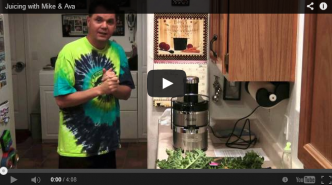 Juicing with Mike